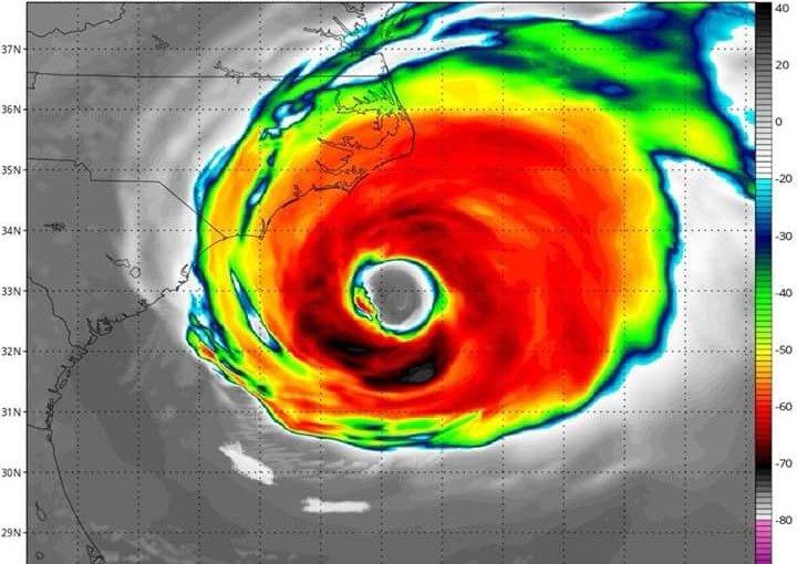 URGENT: Hurricane Florence PhoneZap