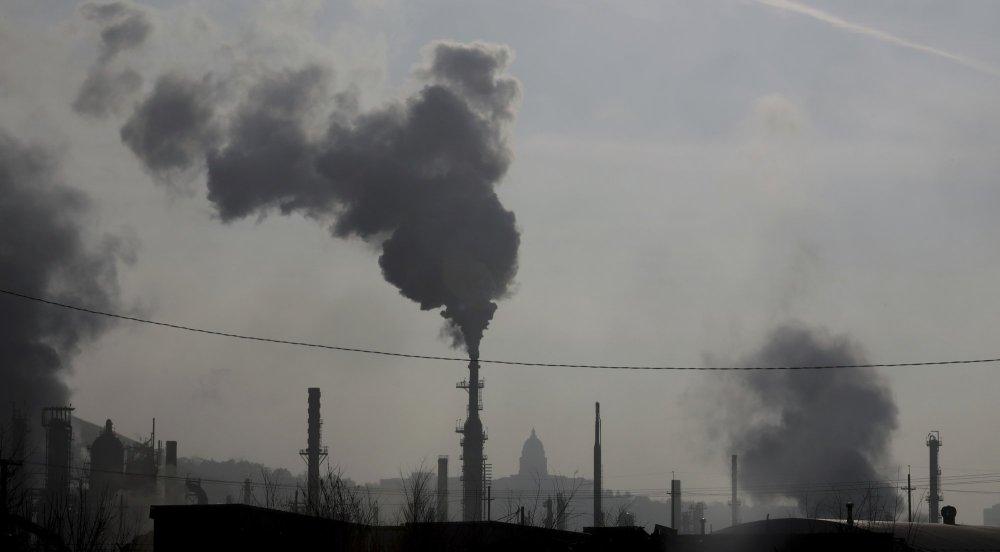 Oil refinery in UT 2018