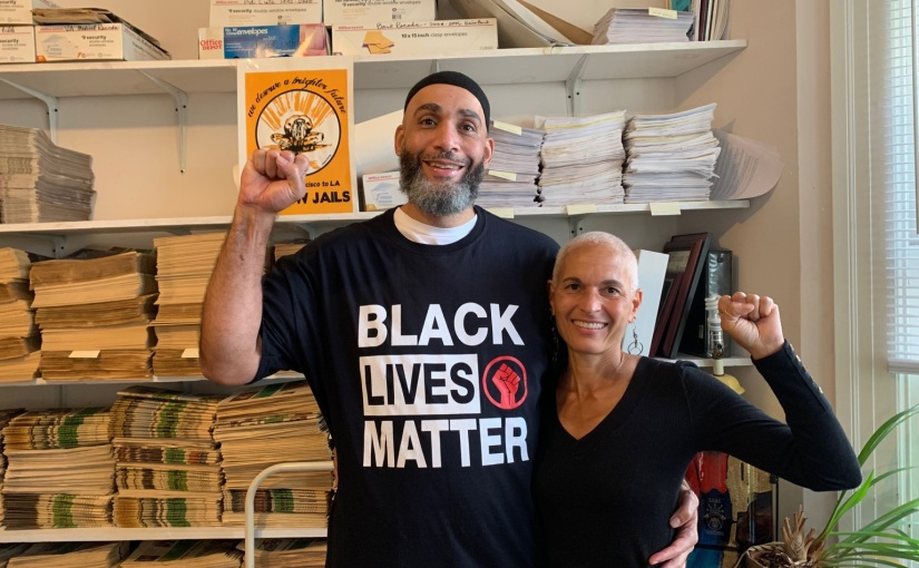 Fund Raiser for Comrade Malik and the San Francisco BayView
